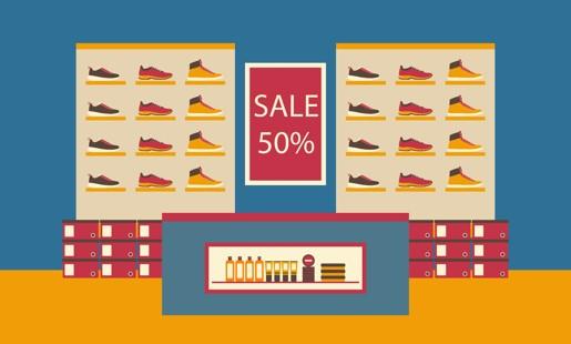 Compre Sapatos Online