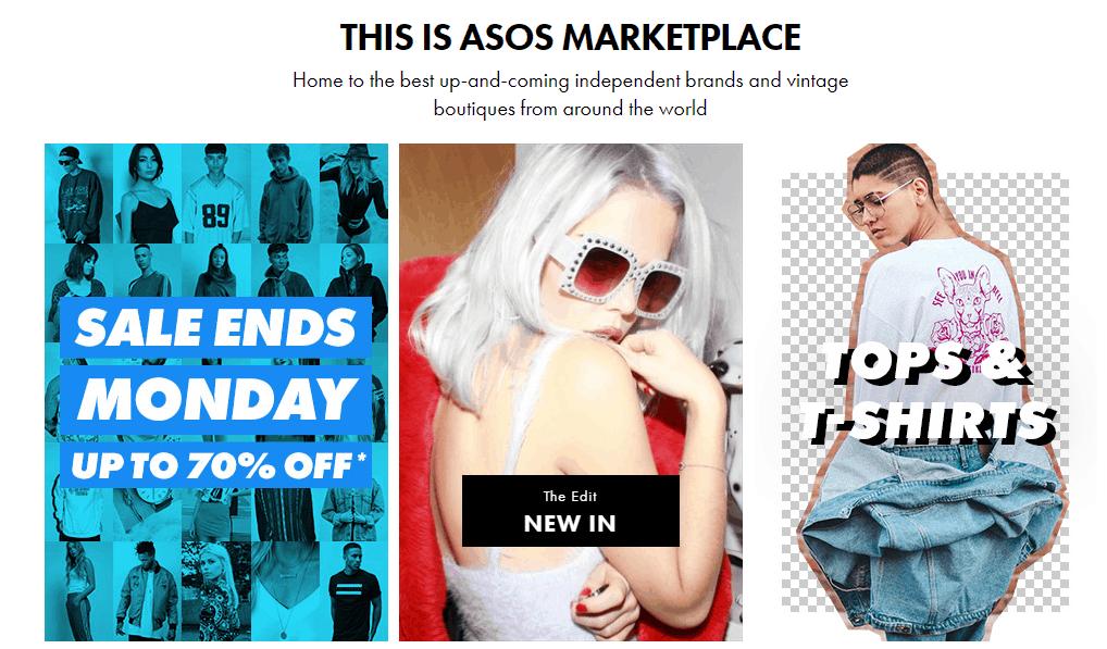 asos - asos marketplace