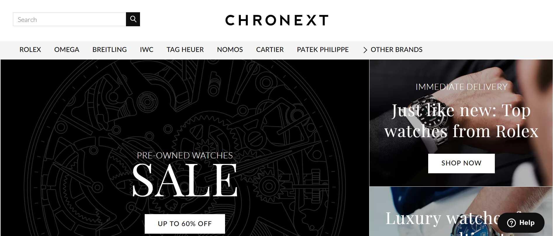 chronext luxury watches online