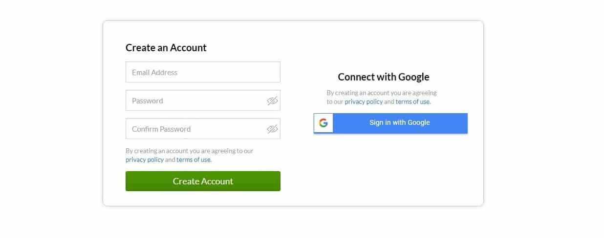 iherb - create an account